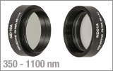 Mounted Reflective ND Filters (N-BK7)