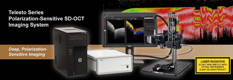 Telesto Series PS-OCT Systems