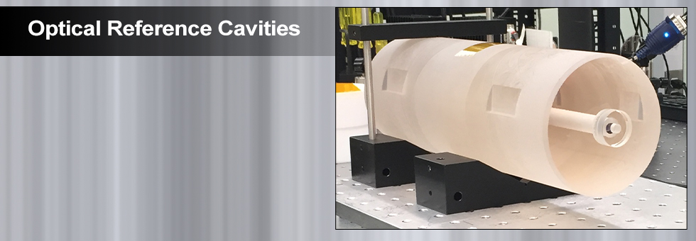 Optical Reference Cavities for Laser-Based Precision Metrology
