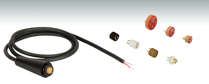 laser diode and photodiode accessories