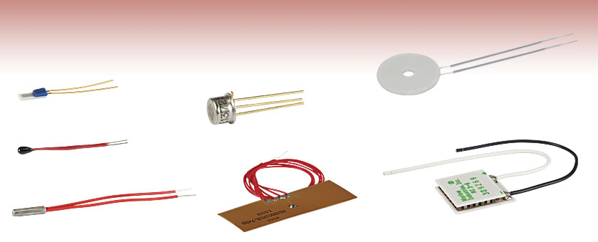 Tec Elements Resistive Heaters Thermistors And