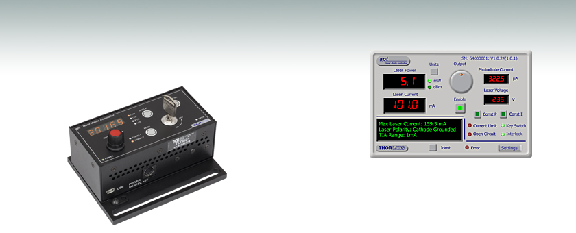 T Cube Laser Diode Driver