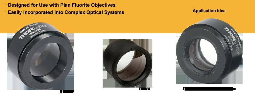 Infinity-Corrected Tube Lens