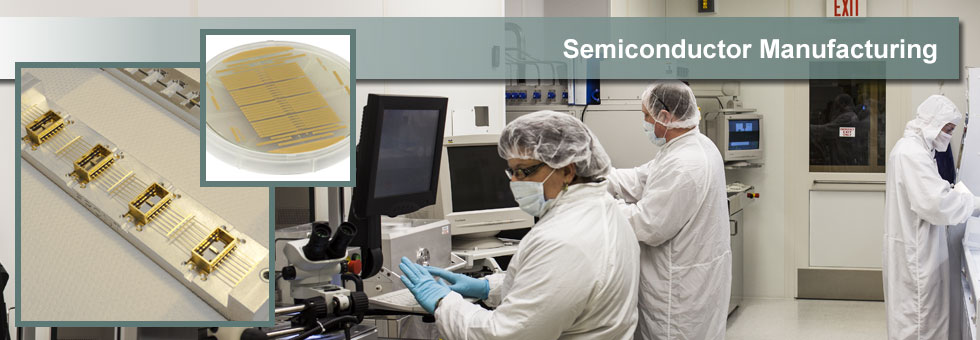 Thorlabs Semiconductor Manufacturing Capabilities