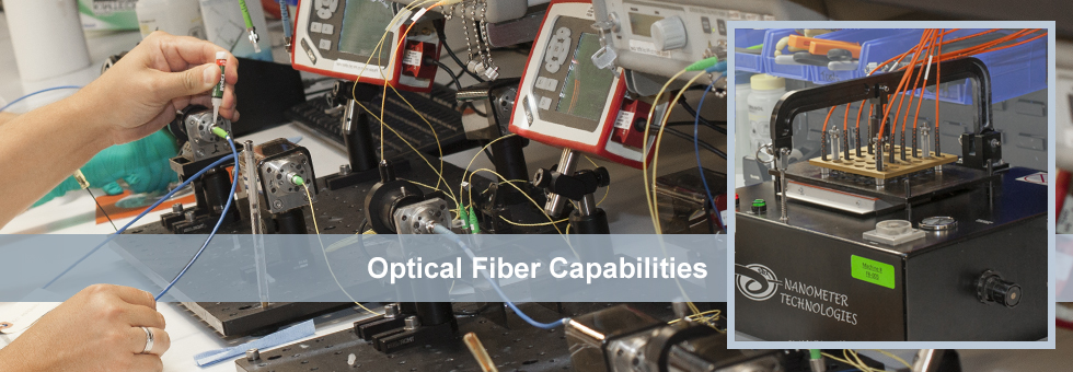 Optical Fiber Component Manufacturing