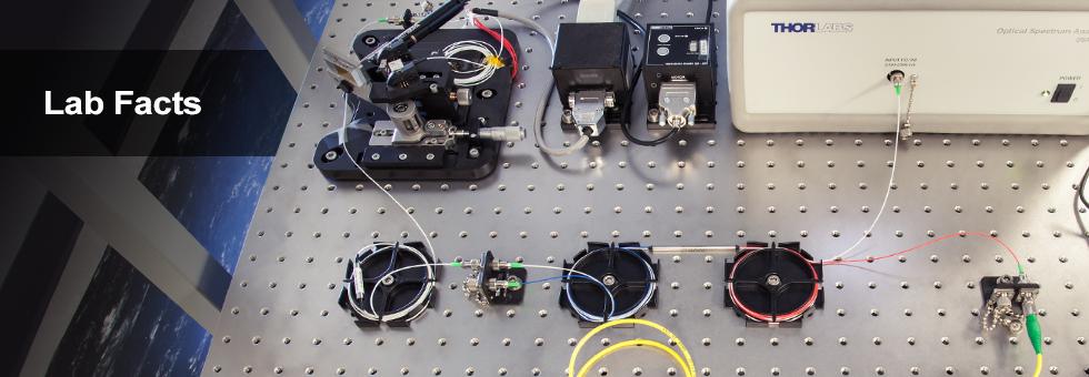 Fiber Isolator Lab Facts