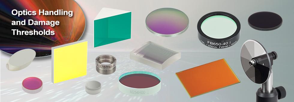 Optics Handling and Care Tutorial