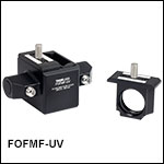 In-Line Multimode Fiber Optic Filter Mounts