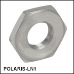 1/4in-100 Adjuster Lock Nut for Polaris<sup>®</sup> Mounts