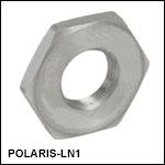 1/4in-100 Adjuster Lock Nuts for Polaris Mounts