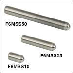 M6 x 0.25 Fine Hex Adjusters