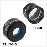 Tube Lenses for Widefield Imaging<br>