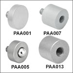 Modular Piezo Actuator Tips for PAS and PAZ Actuators