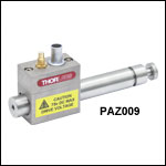 Modular Piezoelectric Drives with Feedback for LNR50 Series Stages and OEM Applications