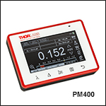 Touchscreen Power and Energy Meter Console with Multi-Touch Technology