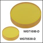 Zinc Selenide (ZnSe) Windows, AR Coated: 1.65 - 3.0 µm