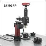 Preconfigured Cerna<sup>®</sup> Mini Microscopesfor GFP/Alexa Fluor<sup>®</sup> 488