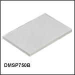 Shortpass Dichroic Mirror/Beamsplitter: 750 nm Cutoff Wavelength<br>