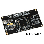 Evaluation Board for TEC Drivers