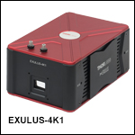 Exulus Spatial Light Modulator with 4K UHD Resolution