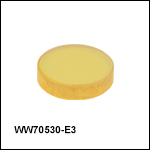 Zinc Selenide (ZnSe) Wedged Windows,AR Coating: 7 - 12 µm