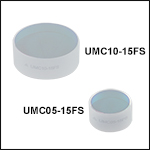 Chirped Mirrors for Fused Silica Compensation,Ø1/2in orØ1in