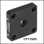 Individual 30 mm Cage Plates for Premounted Aspheric and Achromatic Lenses