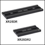 Baseplates with Extended Linear Positioning
