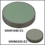 Germanium Wedged Windows,AR Coating: 7 - 12µm