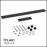 Upgrade Kit for Legacy Optical Table Workstations and Free-Standing Shelves