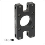 60 mm to 30mm Cage System Right-Angle Adapter