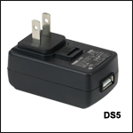 5 VDC Regulated Power Supply