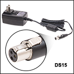 15 VDC Regulated Power Supply