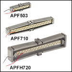 Amplified Piezoelectric Actuators, -30 to 150 V