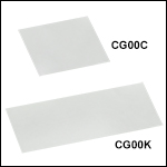 Cover Glasses, #0 (85 - 115 µm) Thickness