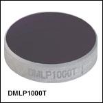 Longpass Dichroic Mirrors/Beamsplitters: 1000 nm Cut-On Wavelength