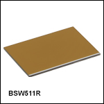 1 - 6 µm Plate Beamsplitter