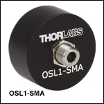Fiber Bundle Adapters for OSL2, OSL2IR, and Former OSL1 Fiber Light Sources