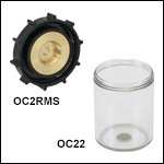 Microscope Objective Cases (Lids and Canisters Sold Separately)