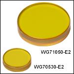Zinc Selenide (ZnSe) Windows, AR Coated: 4.5 - 7.5 µm