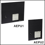 Aluminum Enclosure Utility Panels