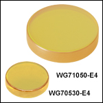 Zinc Selenide (ZnSe) Window, AR Coated: 2.0 - 13.0 µm