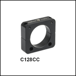 Clamp for Aluminum Lens Tube Cover