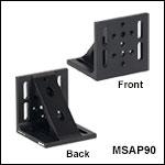 Mini-Series Right-Angle Plate