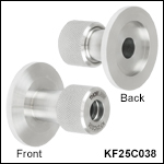 KF25 Flange to Compression Fitting Adapters