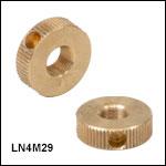 M4 x 0.25 Lock Nut