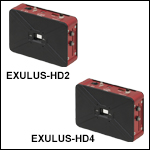 Exulus Spatial Light Modulators with WUXGA Resolution