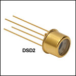 Dual Band Si/InGaAs Photodiode