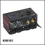 K-Cube™ Four-Channel Piezo Inertia Actuator Controller