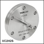 Ø200 µmUltra-High-Vacuum Feedthrough